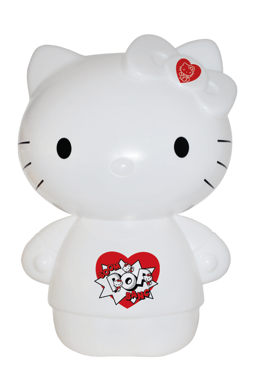 lampe d corative 80 cm hello kitty madcow entertainment. Black Bedroom Furniture Sets. Home Design Ideas